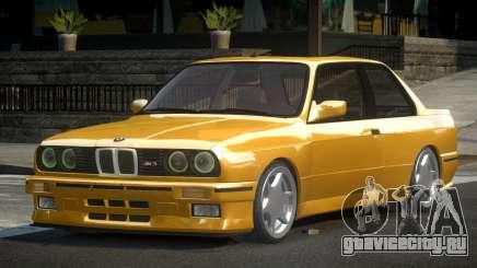 BMW M3 E30 PSI-S для GTA 4