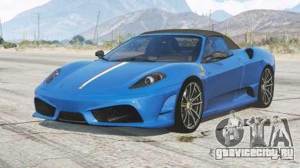 Ferrari Scuderia Spider 16M 2008〡add-on для GTA 5