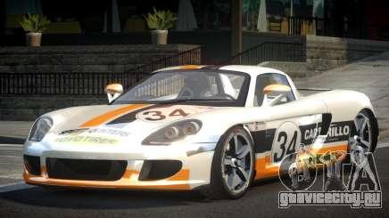 Porsche Carrera GT BS-R L11 для GTA 4
