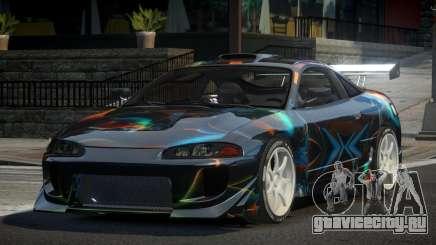 Mitsubishi Eclipse 90S PJ5 для GTA 4