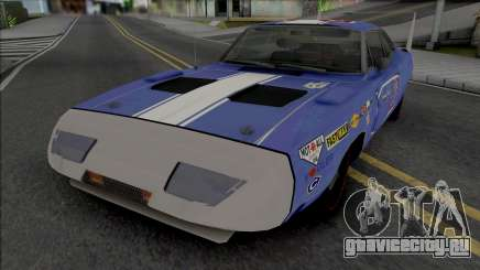 Dodge Charger (L4D2 Jimmy Gigs Car) для GTA San Andreas