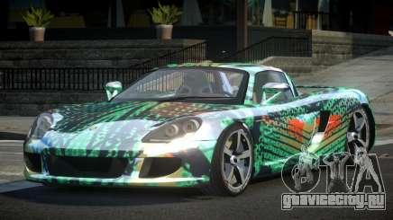 Porsche Carrera GT BS-R L6 для GTA 4