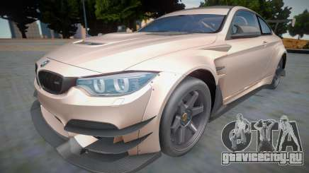 BMW M4 GTS Varis для GTA San Andreas