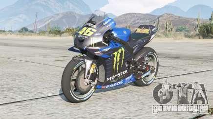 Yamaha YZF-M1 2020〡add-on для GTA 5