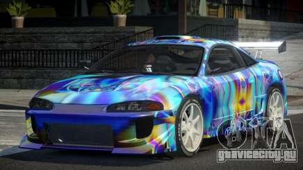 Mitsubishi Eclipse 90S PJ3 для GTA 4