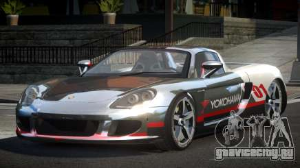 Porsche Carrera GT BS-R L4 для GTA 4