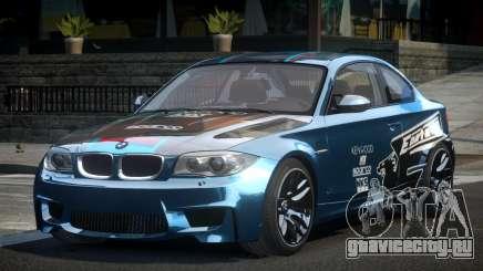 BMW 1M E82 GT L3 для GTA 4