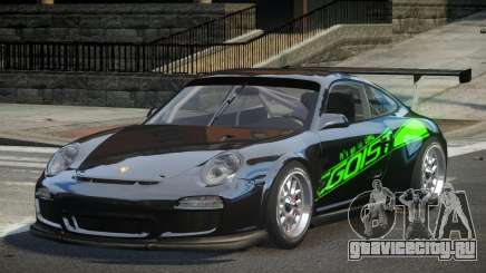 Porsche 911 GT3 SP-R L1 для GTA 4