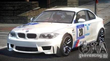 BMW 1M E82 GT L9 для GTA 4