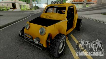 Volkswagen Fusca Buggy (Baja) Improved для GTA San Andreas