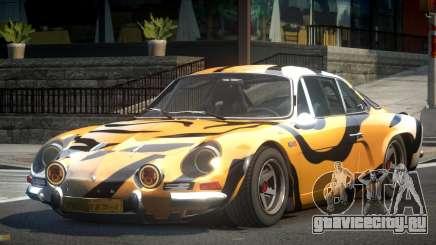 Renault Alpine A110 L5 для GTA 4