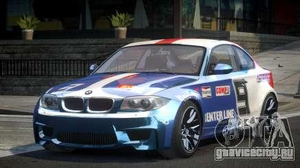 BMW 1M E82 GT L1 для GTA 4