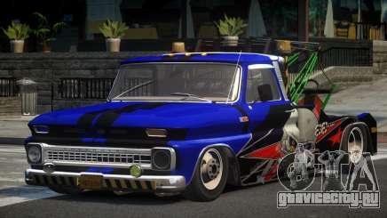 Chevrolet C10 60S L1 для GTA 4