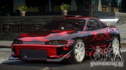 Mitsubishi Eclipse 90S PJ10 для GTA 4