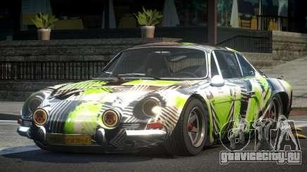 Renault Alpine A110 L2 для GTA 4