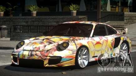 Porsche 911 GT2 SP-S PJ2 для GTA 4