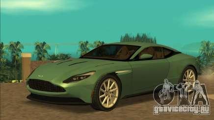 Aston-Martin DB11 17 для GTA San Andreas