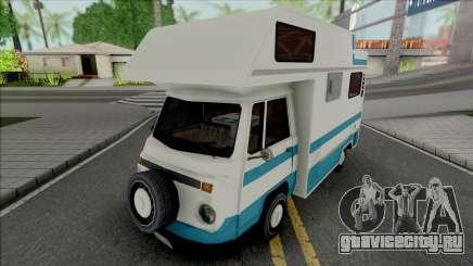 Volkswagen Kombi Safari для GTA San Andreas