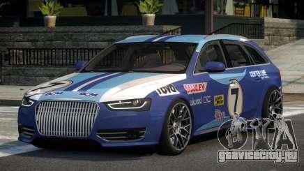 Audi RS4 BS-R PJ3 для GTA 4
