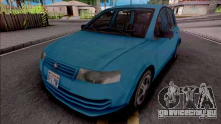 Fiat Stilo 2004 для GTA San Andreas