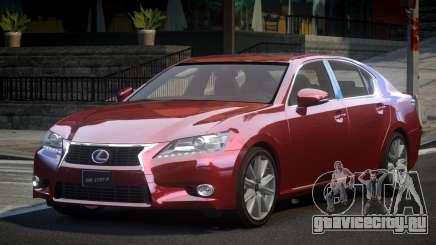 Lexus GS300H V1.1 для GTA 4