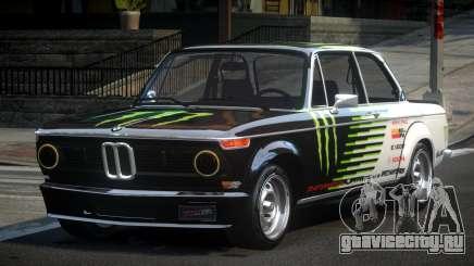 BMW 2002 70S L4 для GTA 4