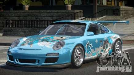 Porsche 911 GT3 SP-R L7 для GTA 4