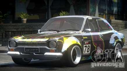 Ford Escort Urban Racing PJ10 для GTA 4