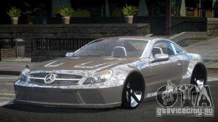 Mercedes-Benz SL65 PSI V1.2 для GTA 4