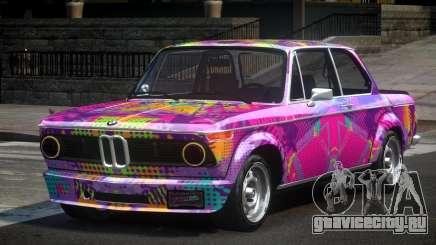 BMW 2002 70S L9 для GTA 4