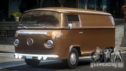 Volkswagen Transporter T2 70S для GTA 4