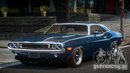 Dodge Challenger RT 70S для GTA 4