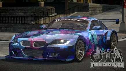 BMW Z4 BS Racing PJ1 для GTA 4