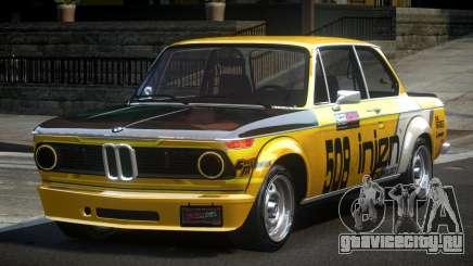 BMW 2002 70S L6 для GTA 4