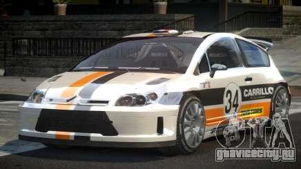 Citroen C4 SP Racing PJ7 для GTA 4