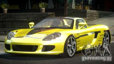 Porsche Carrera GT BS-R L9 для GTA 4