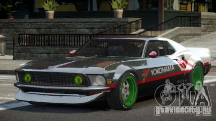 Ford Mustang RTR-X PJ6 для GTA 4