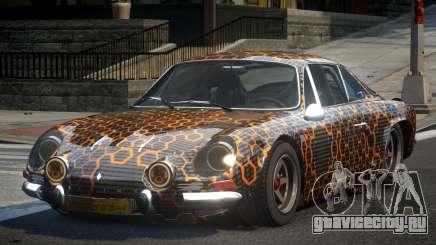 Renault Alpine A110 L1 для GTA 4