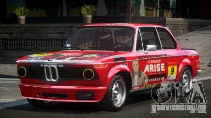 BMW 2002 70S L1 для GTA 4