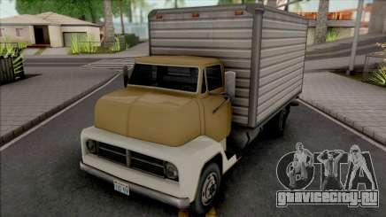 Vapid Yankee Hercules [SA Style] для GTA San Andreas