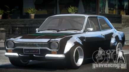 Ford Escort Urban Racing для GTA 4