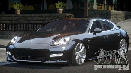 Porsche Panamera Turbo G-Style для GTA 4