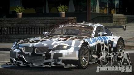 BMW Z4 BS Racing PJ9 для GTA 4