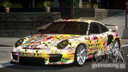 Porsche 911 GT2 SP-S PJ5 для GTA 4