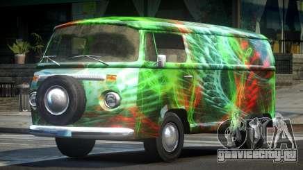 Volkswagen Transporter T2 70S L7 для GTA 4