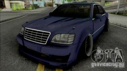Toyota Crown Blue для GTA San Andreas