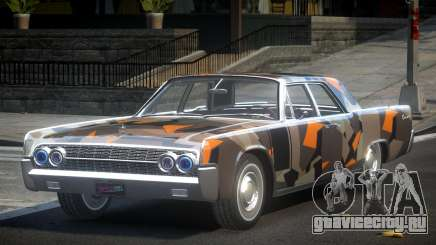 Lincoln Continental 60S L8 для GTA 4