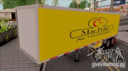 Container (Colombian Logos) для GTA San Andreas