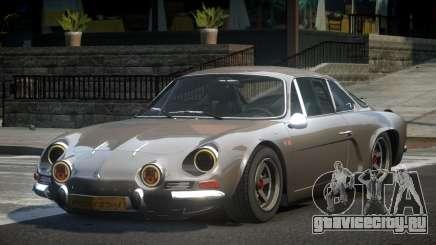 Renault Alpine A110 для GTA 4