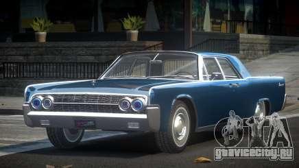 Lincoln Continental 60S для GTA 4